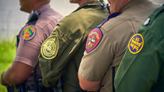 Cover for Nebraska State Troopers complete deployment to Texas
