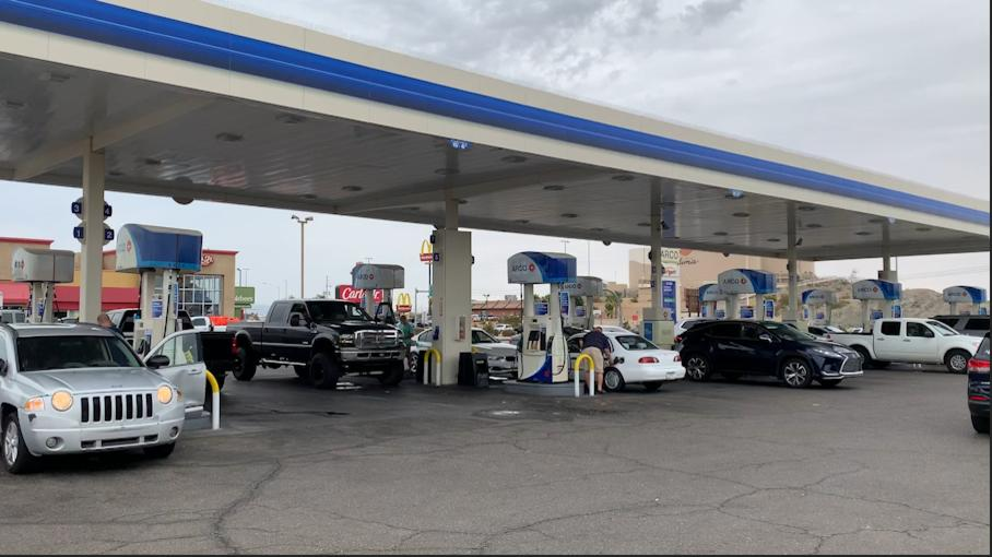 Picture for Gas prices continuing to rise in Yuma