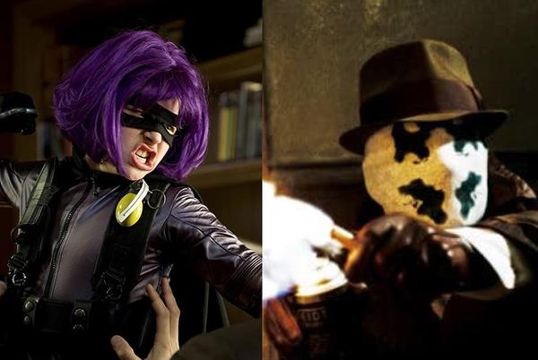Picture for The Most Violent Superhero Movies