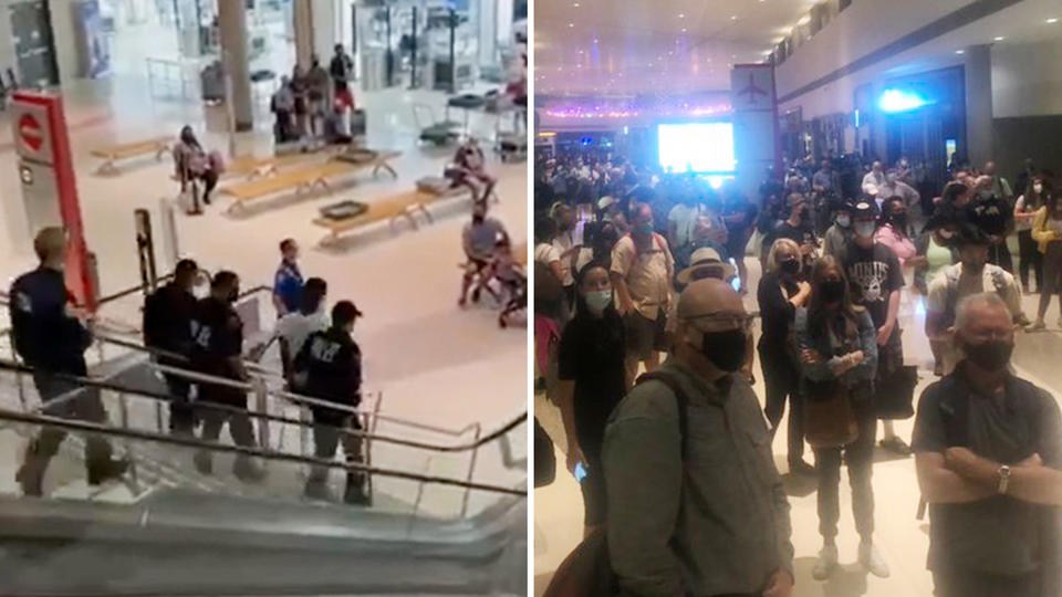 Picture for Dallas Love Field Airport on lockdown after 'security breach' as hundreds of passengers fume over delays