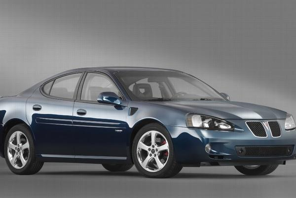 Picture for Rare Rides: Grand Prix's V8 Finale, the GXP From 2005