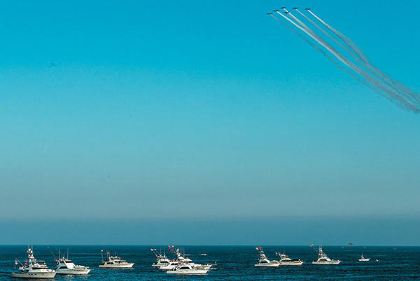 Picture for War Heroes on the Water Welcomes Vets on Oct. 1