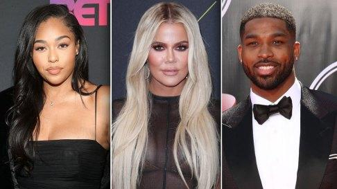 Picture for Khloe Kardashian Slams Troll Who Brought Up Jordyn Woods and Tristan Thompson Cheating Scandal