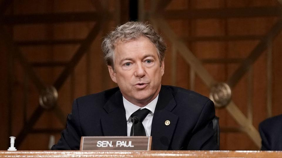 Picture for Is Rand Paul mixing up the vaccine message for COVID survivors?