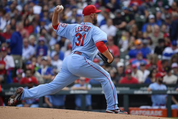 Picture for Chicago Cubs History: Longtime Cubs who turned into Cardinals