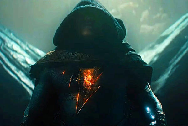 Picture for First Look at Dwayne Johnson's 'Black Adam' in DC FanDome Teaser