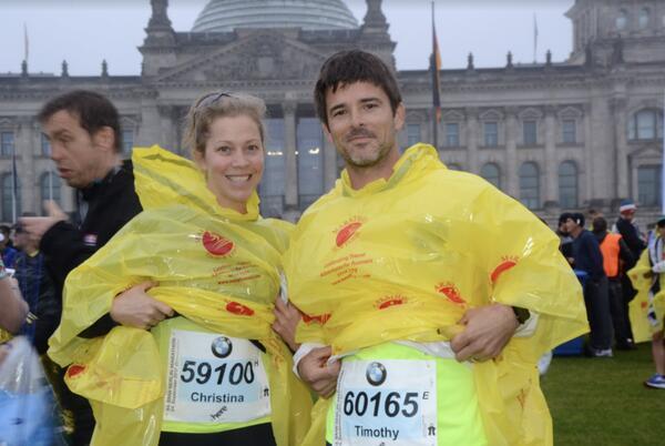 Picture for Married Maryville grads run prestigious marathons