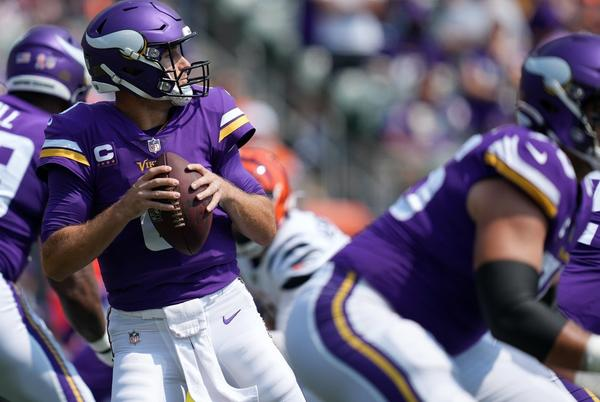 Picture for Second Thoughts: Vikings' third-and-long situations marked a historic failure in loss to Bengals