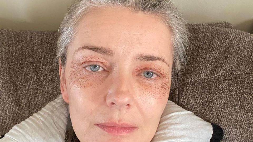 Picture for Paulina Porizkova Talks Aging Gracefully: 'Everything I Do Is Non-Invasive'