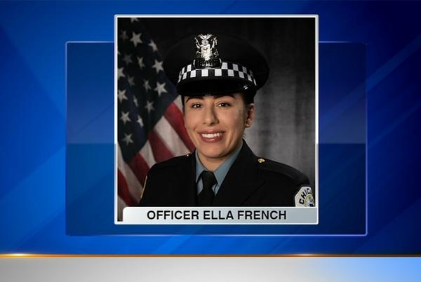Picture for Chicago mourns fallen Officer Ella French; 3 suspects in West Englewood shooting in custody