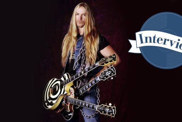 """Picture for Zakk Wylde on stepping up for Ozzy Osbourne's No More Tears: """"It was like taking all the crayons out of the box, leaving myself just four to play with and seeing what I could draw with that"""""""