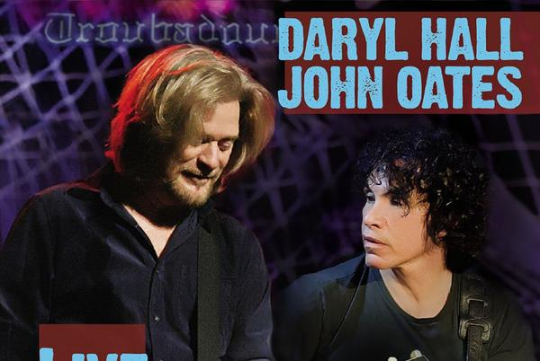 """Picture for Daryl Hall & John Oates """"Live At The Troubadour"""""""