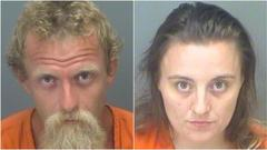 Cover for St. Petersburg couple arrested on child sexual abuse charges, police say