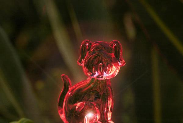 Picture for Pup Pups Solar Garden Light -Set of 2