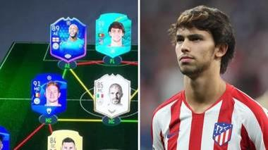 Joao Felix S Fifa 20 Ultimate Team Is Seriously Scary News Break