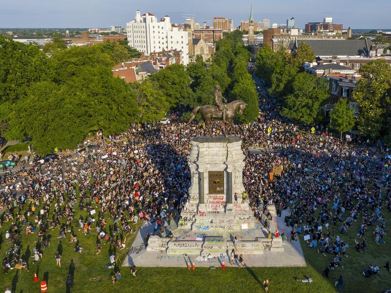 Black activists, allies call Lee statue removal a big win   News Break