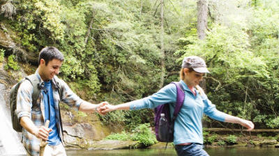 Picture for The Best American Cities for Hiking in 2021