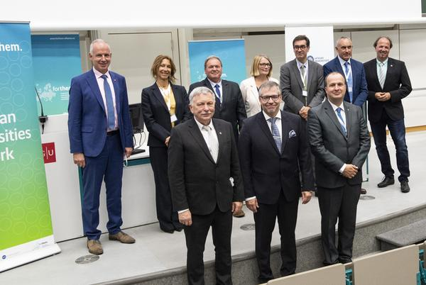 Picture for The European University Alliance FORTHEM welcomes new partners and strengthens its network with the university cities' administrations and chambers of commerce