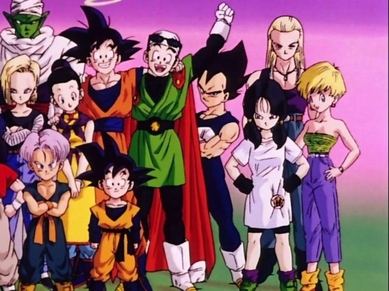 What Are The Dragon Ball Z Main Characters News Break