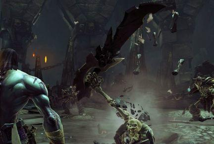 Picture for Hopes for Imminent Announcement of Darksiders 4 Dashed by THQ