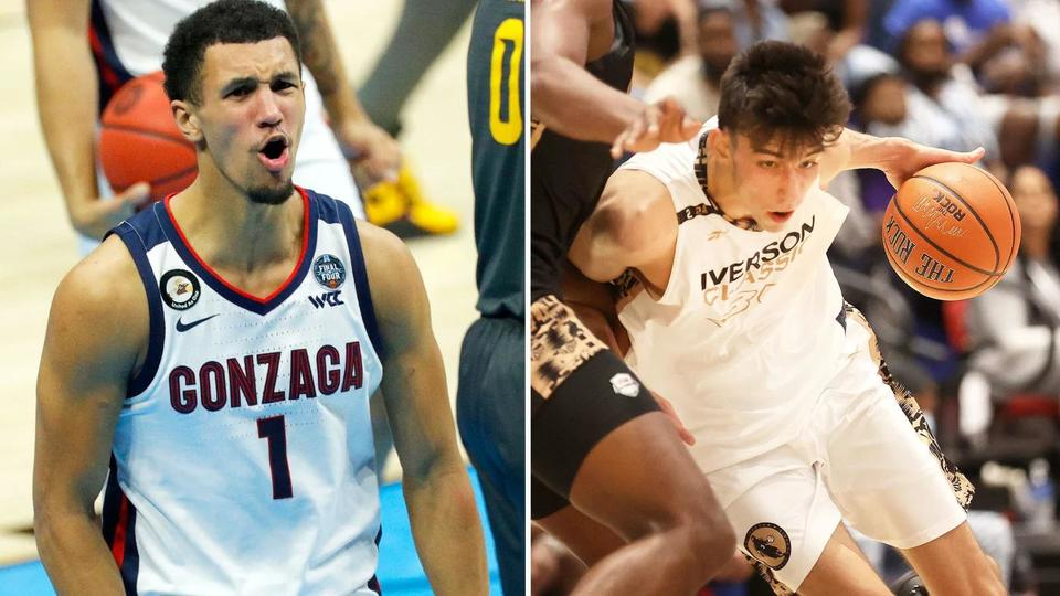 Picture for Jalen Suggs Passing the Torch (Again) As 'Unicorn' Chet Holmgren Arrives at Gonzaga