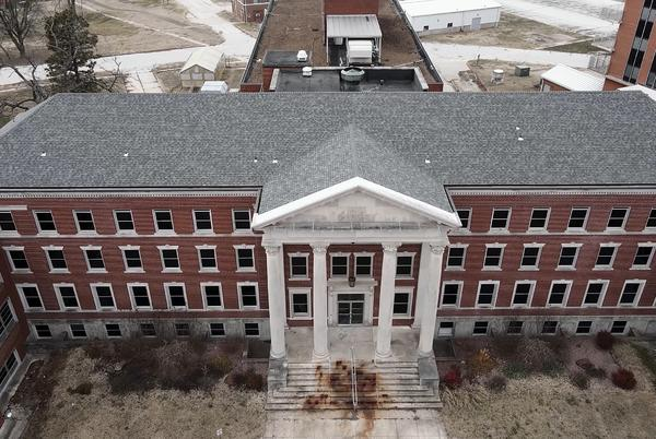 Picture for See What's Inside an Abandoned Missouri Hospital and Sanatorium