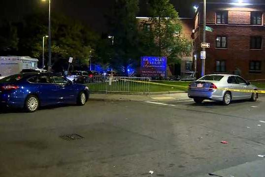 Picture for Woman killed in double shooting in Boston's Dorchester neighborhood, police say