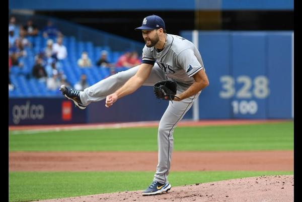 Picture for Rays look to secure home-field advantage in series vs. Astros