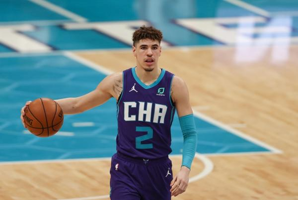 Picture for LaMelo is 'fighting every day' to get jersey number changed to No. 1