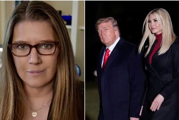 Picture for Mary Trump called her cousin Donald Trump Jr. her 'stupidest' relative who was 'left in the dust' by his father