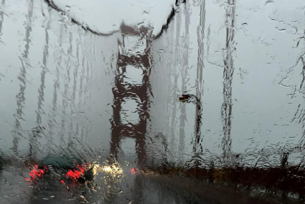 Picture for UPDATE: Atmospheric River Crashes Onshore; Flood Warning Issued For Napa, Sonoma Counties