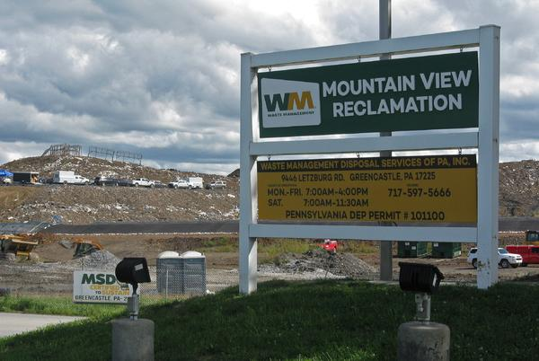 Picture for Pa. landfill searched for remains of missing W.Va. man; two charged in his death