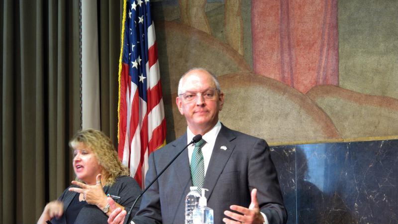 Picture for Lawsuit challenges Louisiana's end to federal jobless aid