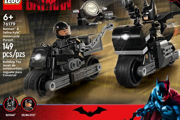 Picture for Get a First Look at New Merch from 'The Batman'