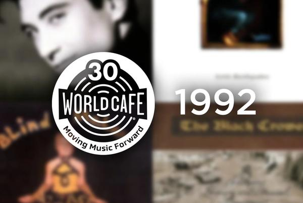 Picture for World Cafe 30th Anniversary Playlist: 1992