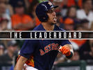 """Picture for """"Professional Hitter"""" Michael Brantley Leading MLB in Batting Average"""