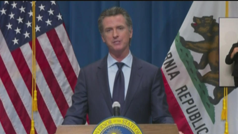 Motion Filed To Depose Gov. Newsom Over COVID-19 Response