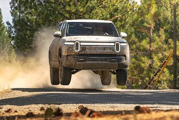Picture for Exclusive: We Drive the 2022 Rivian R1T Off-Road Across the Trans-America Trail, Part 2
