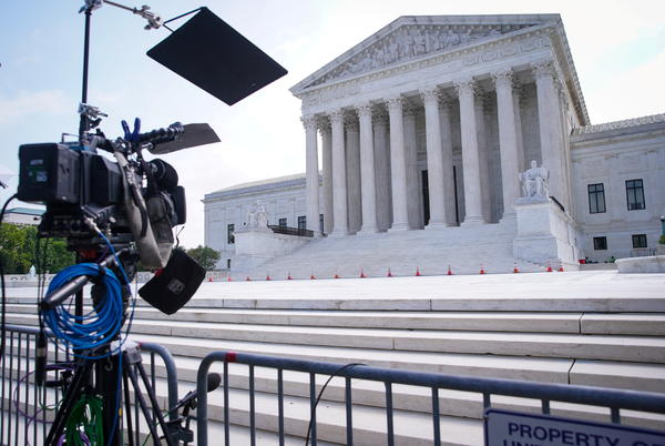Picture for A new normal at the Supreme Court