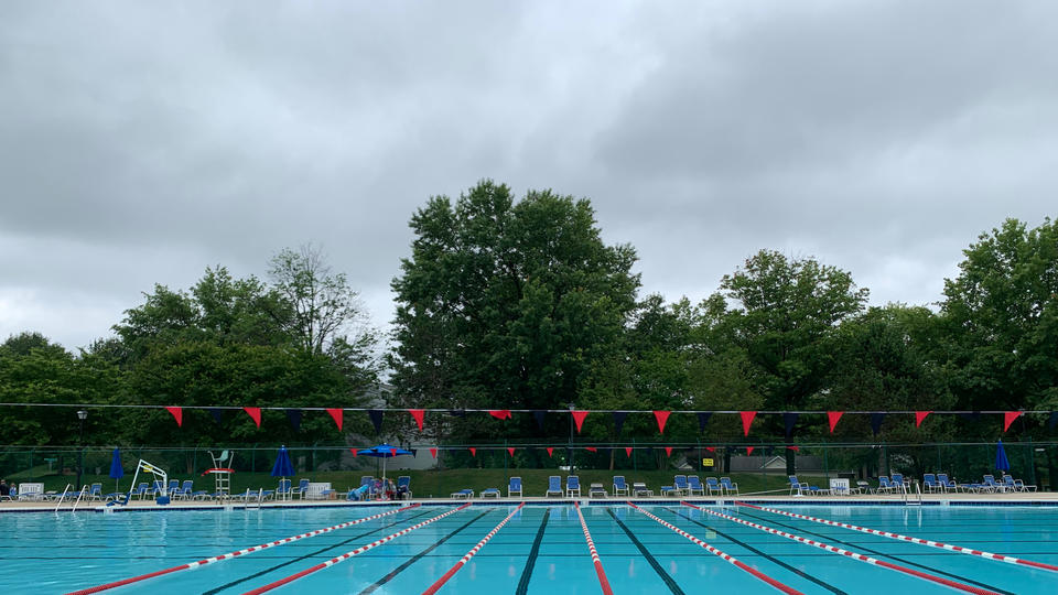 Picture for Swim Season Starts with Overcast Time Trials
