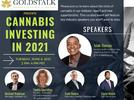 Picture for Goldstalk LLC to Host Webinar Event with Former NBA star Isiah Thomas and Other Cannabis Experts