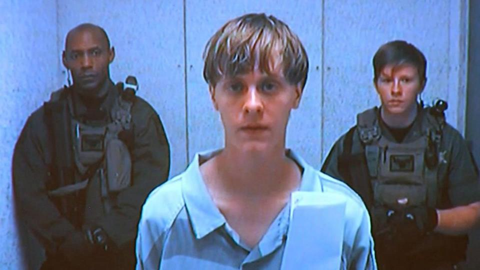 Picture for Dylann Roof asks appellate court to overturn death sentence in Charleston church killings