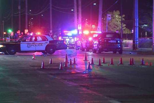 Picture for Man killed in 2-car 'ambush' shooting on Miller Park Way