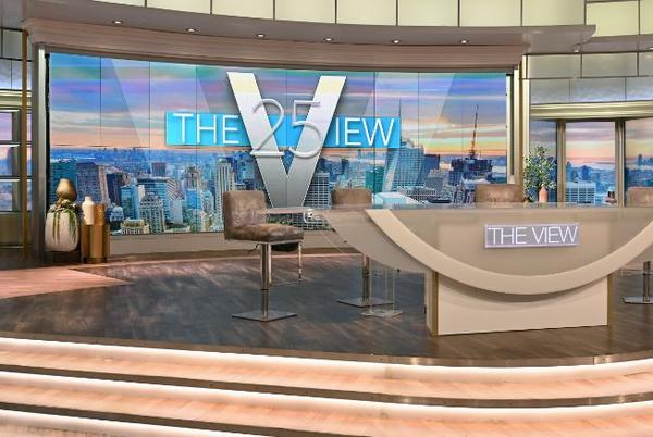 Picture for 'The View' turns 25. Here are 25 times the show gave us something to talk about