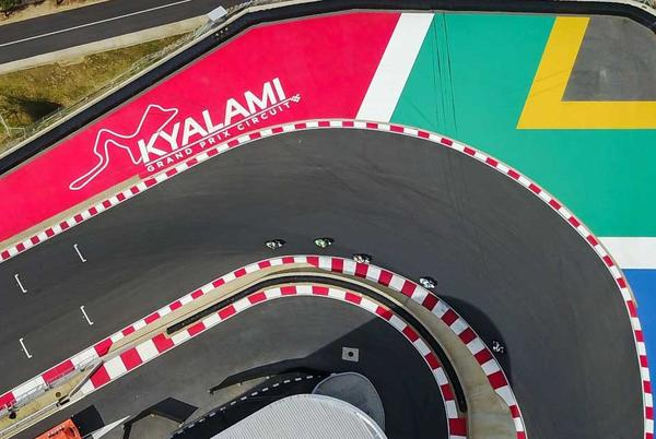 Picture for Kyalami want South African GP confirmed by early 2023
