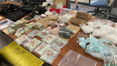 Cover for 40,000 Fentanyl Pills, 20 Lbs. Of Cocaine Seized In Adams County Drug Bust