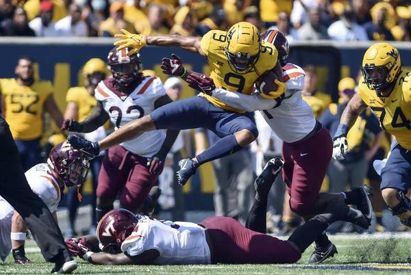 Picture for No. 15 Virginia Tech Hokies falls to West Virginia Mountaineers, 27-21