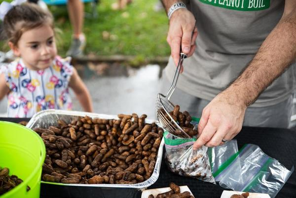 Picture for 14th annual Palmetto Peanut Boil returning to Columbia