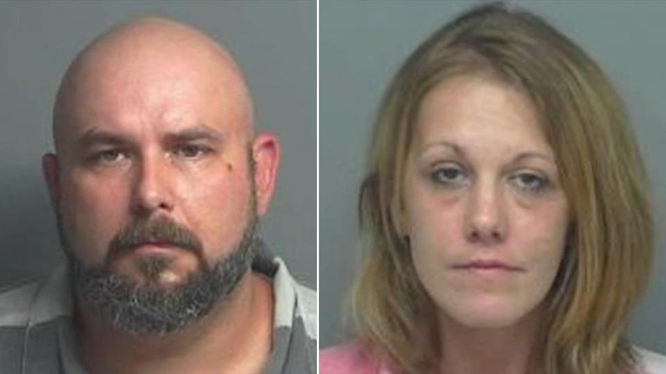 Picture for 2 charged with aggravated sexual assault of child in Montgomery County