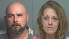 Cover for 2 charged with aggravated sexual assault of child in Montgomery County